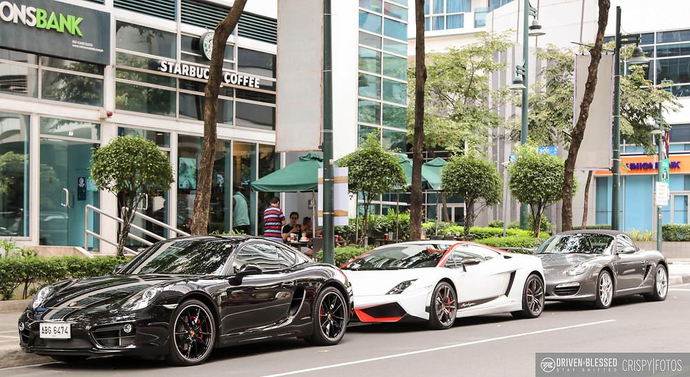 European car line up