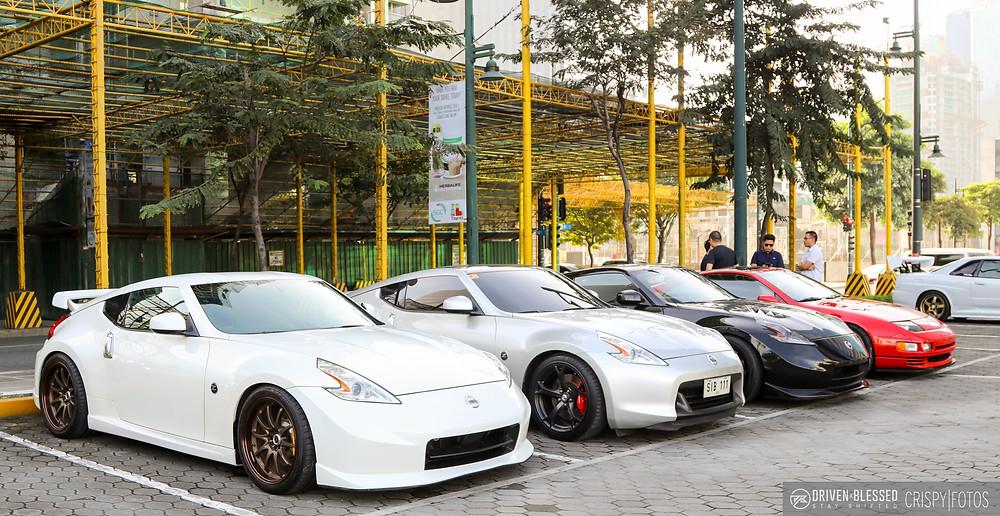 Nissan Z line up