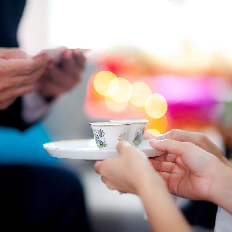 Chinese Wedding Tea Ceremony