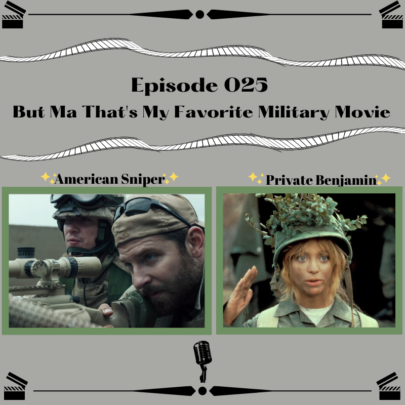 25- But Ma That's My Favorite Miltary Movie