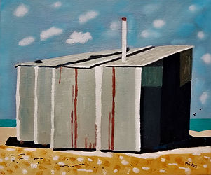 Grey Shack Dungeness