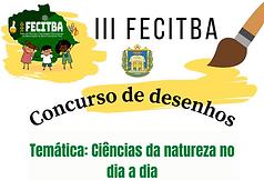 CARTAZ_CONCURSO DE DESENHO III FECITBA.p