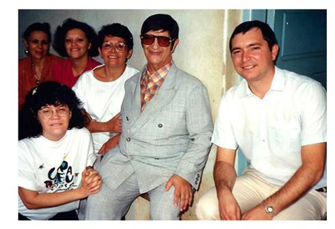 Chico Xavier e Carlos Baccelli | Site com fotos inéditas de Chico Xavier e Carlos Baccelli | Amizade de Chico Xavier com Carlos Baccelli
