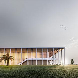 Tripoli Sports Hall