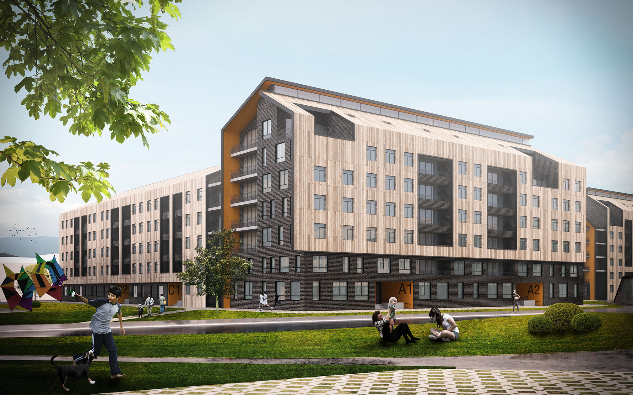 Sakarya Erenler Housing and Social C