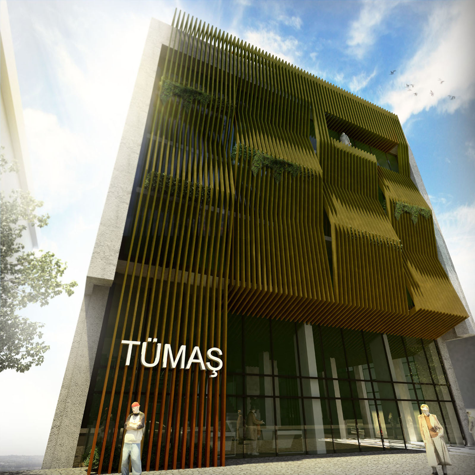 TUMAS Headquarters