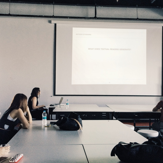 Heves Beşeli Lecture @TEDU