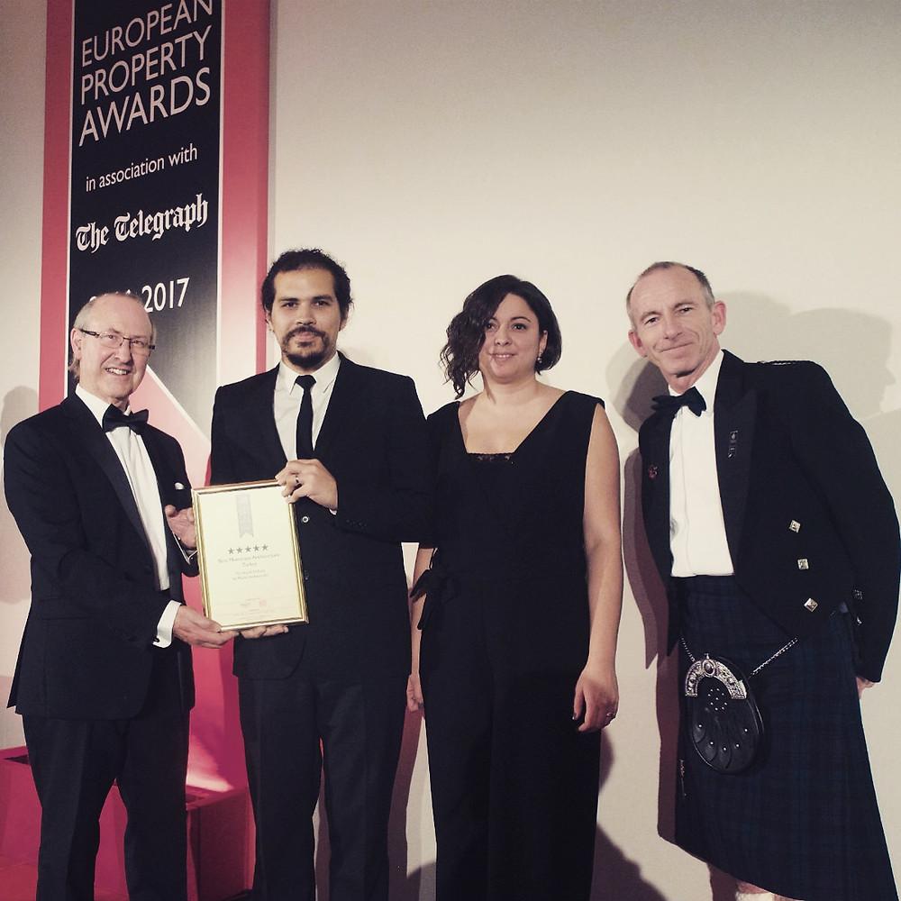 Motto Architecture @ European Property Awards
