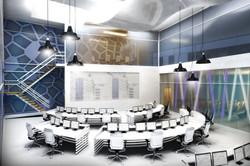 SCADA Control Center