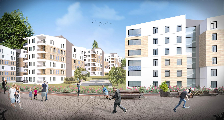 Kütahya Parmakoren Housing Complex