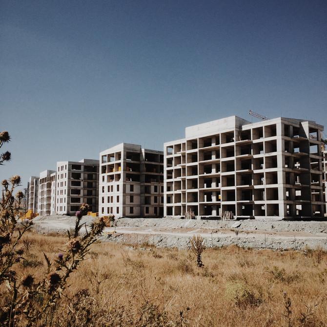 Parmakören Social Housing // Parmakören Sosyal Konutları