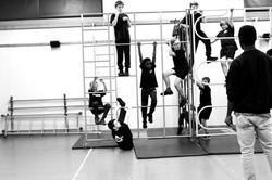 Boys Dance - Set Work