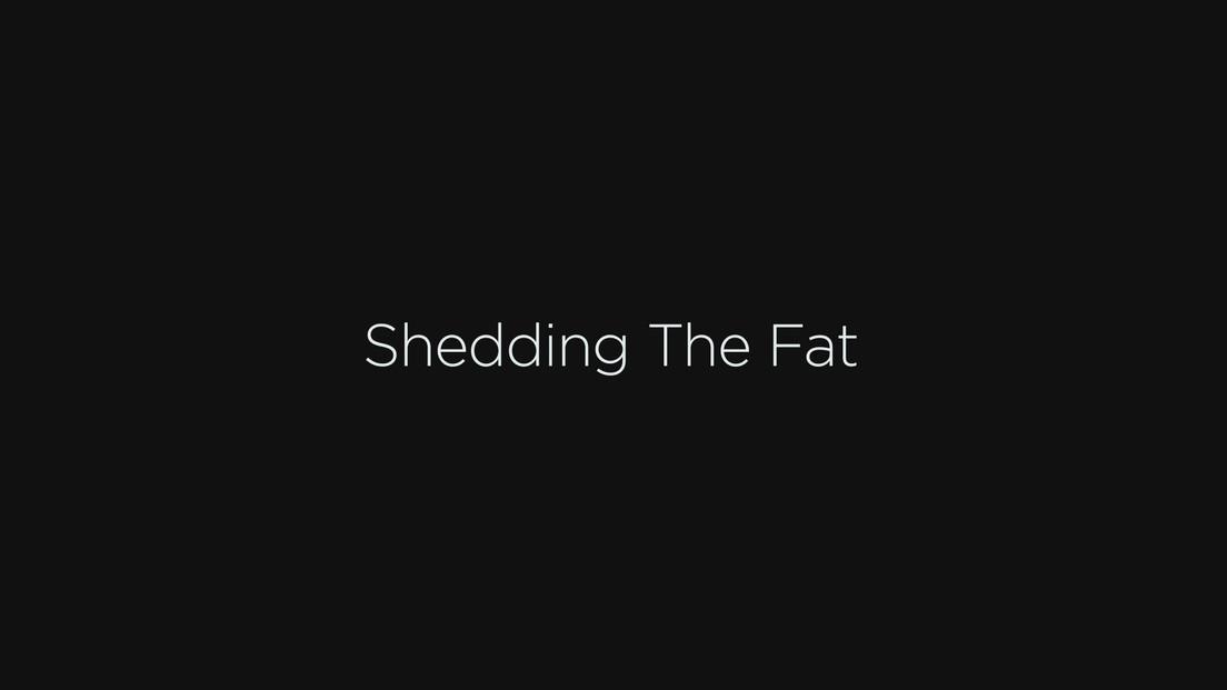 SHEDDING THE FAT_SHEDDING THE FAT_SAIB05