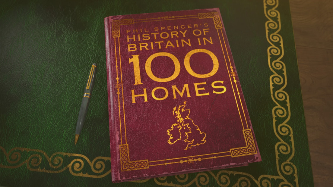 PHIL SPENCER'S HISTORY OF BRITAIN IN 100