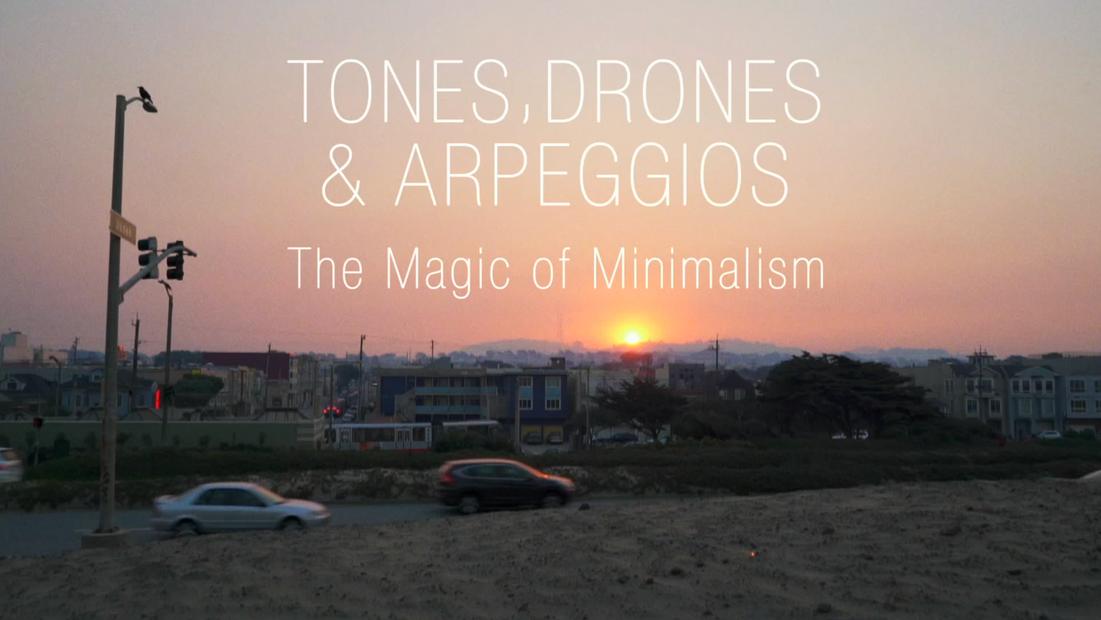 Tones, Drones & Arpeggios The Magic of M