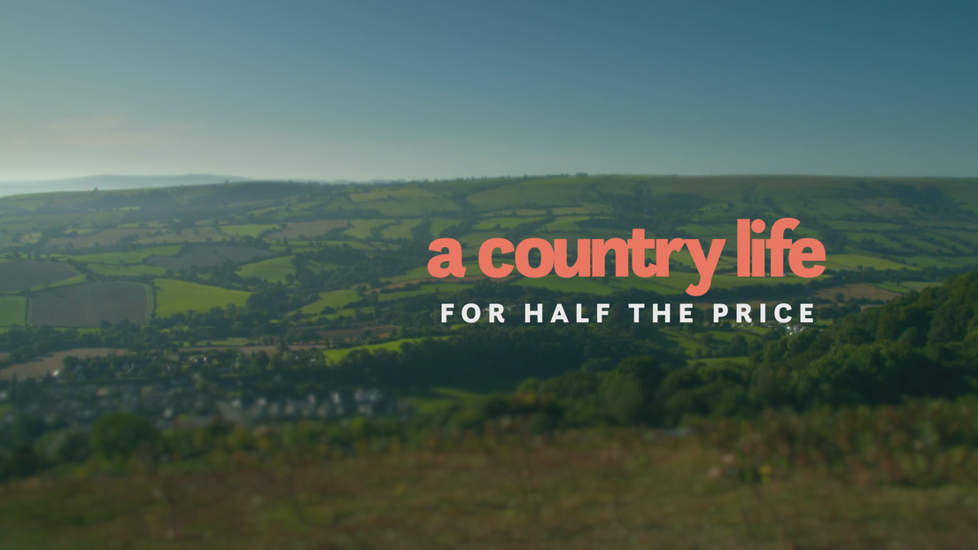 A COUNTRY LIFE FOR HALF THE PRICE.bmp