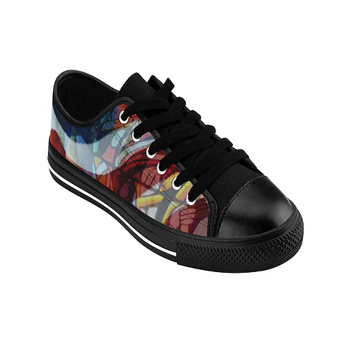 Collectible Art Women's Sneakers