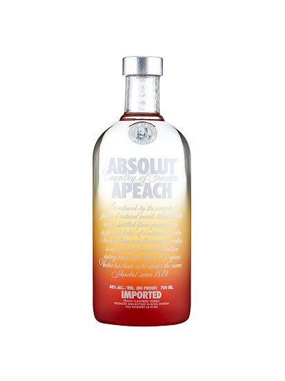Absolut Vodka Apeach