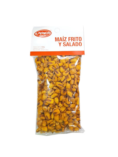 Maíz Frito y Salado x 100g