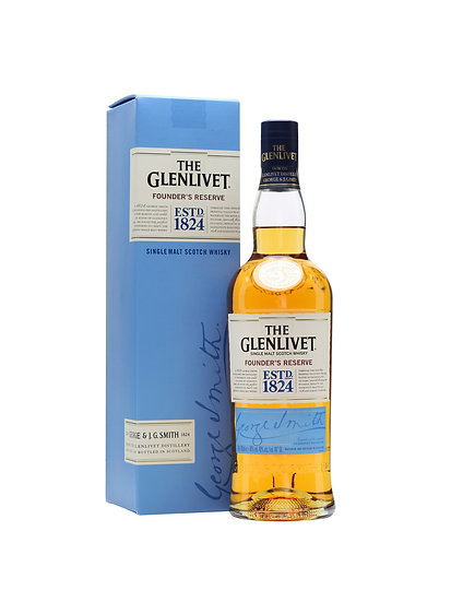 Malta The Glenlivet Founders Reserve
