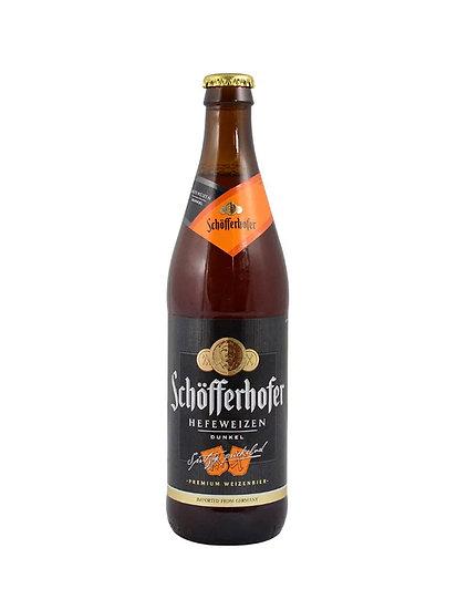 Cerveza Schofferhofer Dunkel
