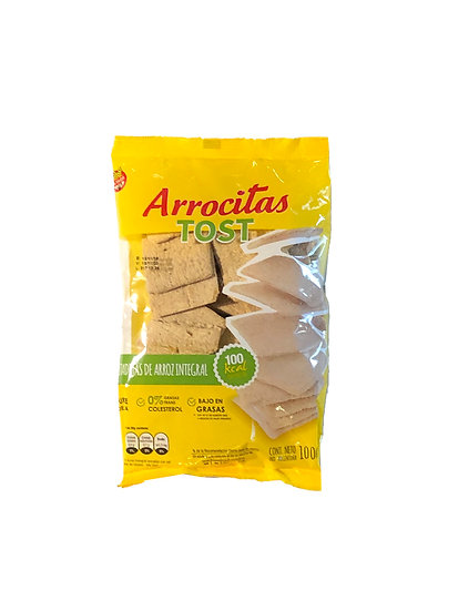 Tostis Arrocitas x 100 g