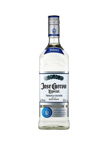 Tequila José Cuervo Silver x 750 cc