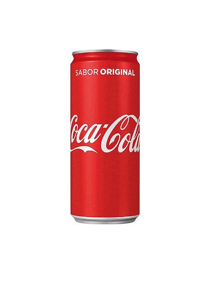 Coca Cola en Lata por 310cc