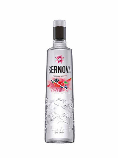 Vodka Sernova Wild Berries 700 ml