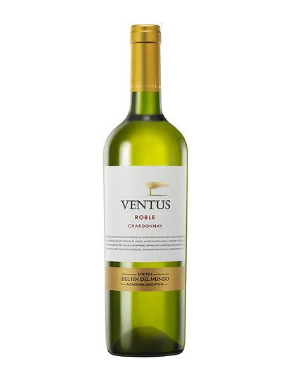 Ventus Roble Chardonnay, Bodega Del Fin Del Mundo