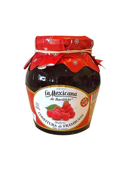Dulce de Frambuesa La Mexicana x 454g