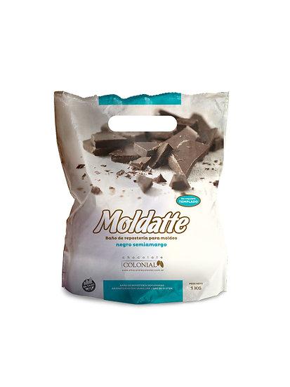 Chocolate Moldatte Semi Amargo x 1 kg