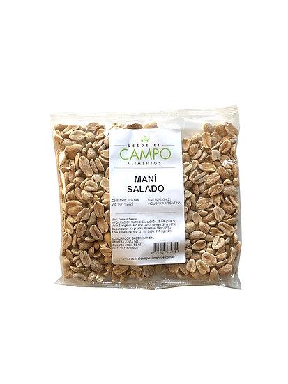 Maní Salado DeC x 250 g