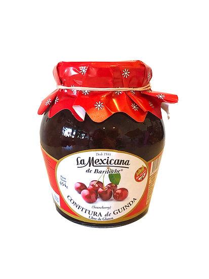 Dulce de Guinda La Mexicana x 454g