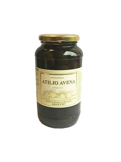 Aceitunas Negras Atilio Avena x 500 g