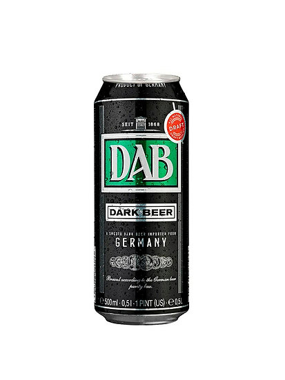 Cerveza Dab Dark
