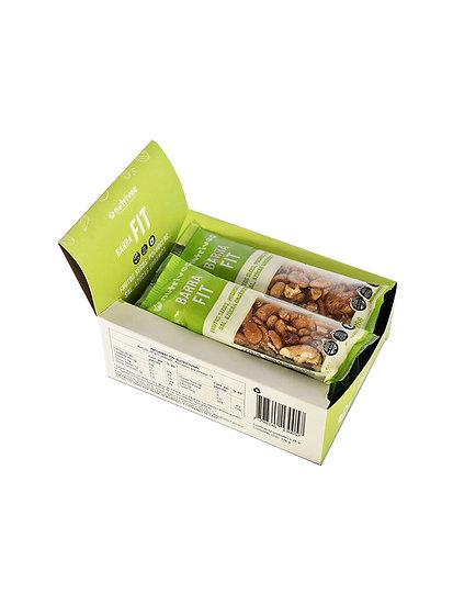 Barra de Frutos Secos Nutriveg Fit caja x 12 u de 28 g