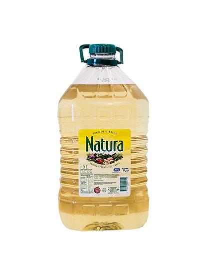 Aceite de Girasol Natura x 5Lts