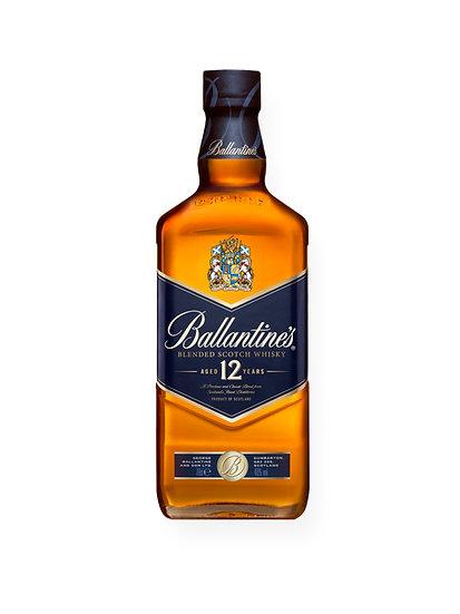 Whisky Ballantine's 12 años