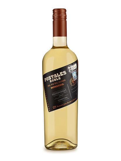 Postales Roble Chardonnay, Bodega Del Fin Del Mundo