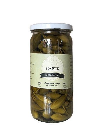 Alcaparrones Caper x 800 g