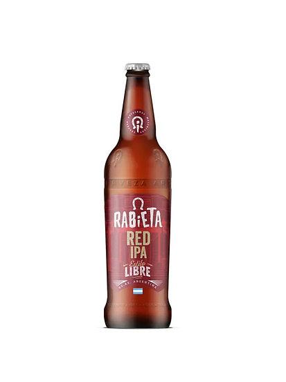 Cerveza Rabieta Red Ipa