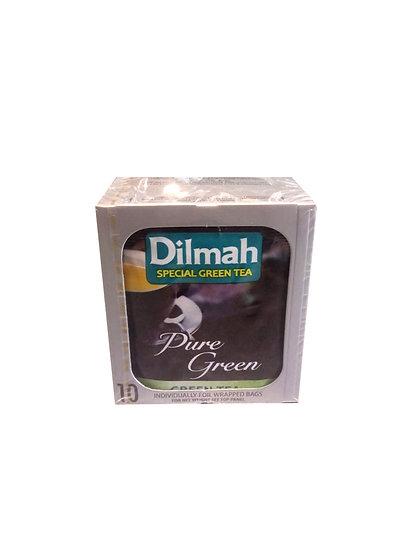 Té Verde Dilmah Pure Green