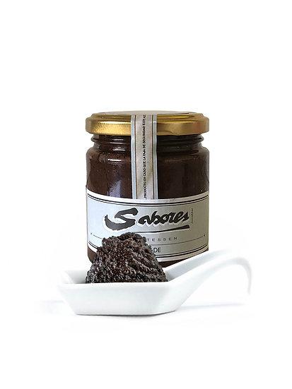 Tapenade, pasta de aceituna negra con anchoa Sabores x 180 g