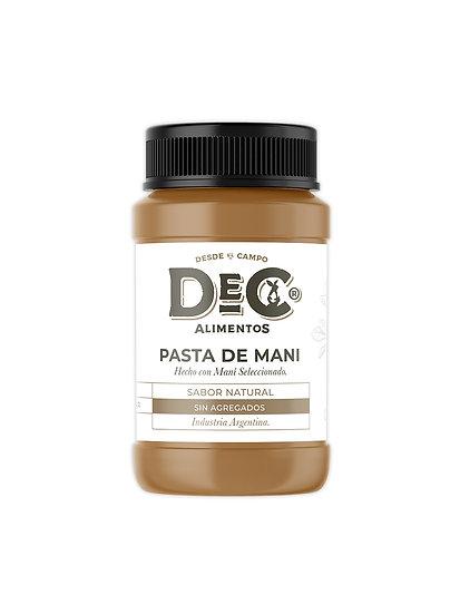 Pasta de Maní DeC x 470 g