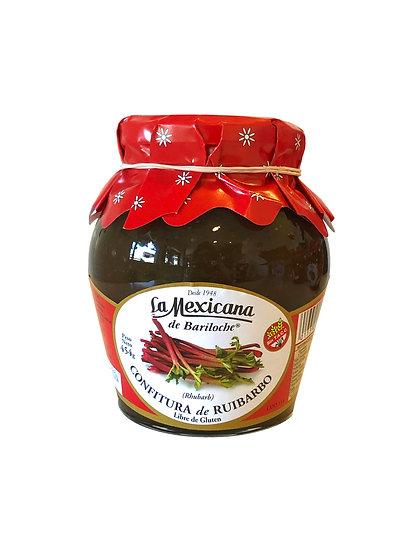 Dulce de Ruibarbo La Mexicana x 454g