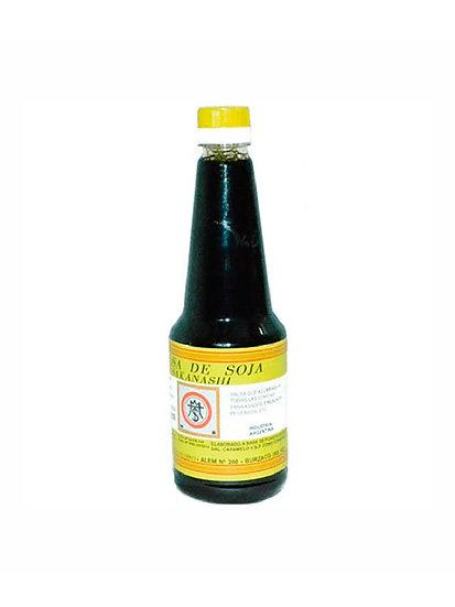 Salsa de Soja Sakanashi x 450 ml