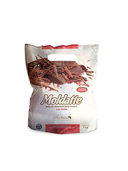 Chocolate Moldatte Con Leche x 1 kg