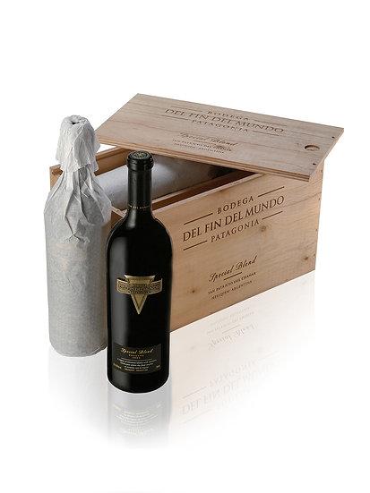 Special Blend con estuche por 4 botellas, Bodega Del Fin Del Mundo
