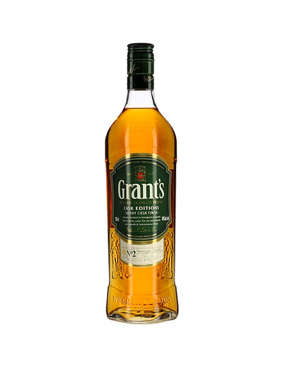 Whisky Grant's Sherry Cask